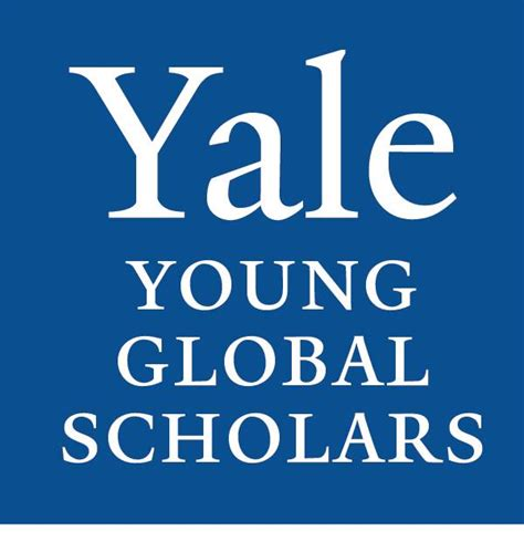 Yale Som Mba Silver Scholars by Yale Global Scholars Program 2016 For High School