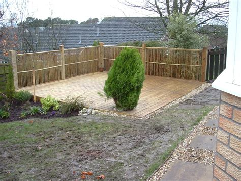 Decking Ideas Small Gardens Decking Designs For Small Gardens The Garden Inspirations