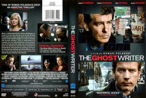 movie the ghost writer the ghost writer movie dvd scanned covers the ghost