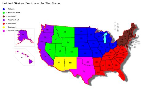 sections of the us which states in which forum sections skyscraperpage forum