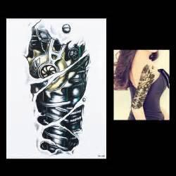 Tattoo Aufkleber Maschine by Online Kaufen Gro 223 Handel 3d Tattoo Beine Aus China 3d
