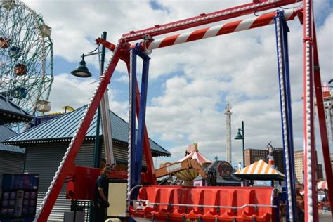 coney island swing ride ultimate summer guide see amusement parks newest rides
