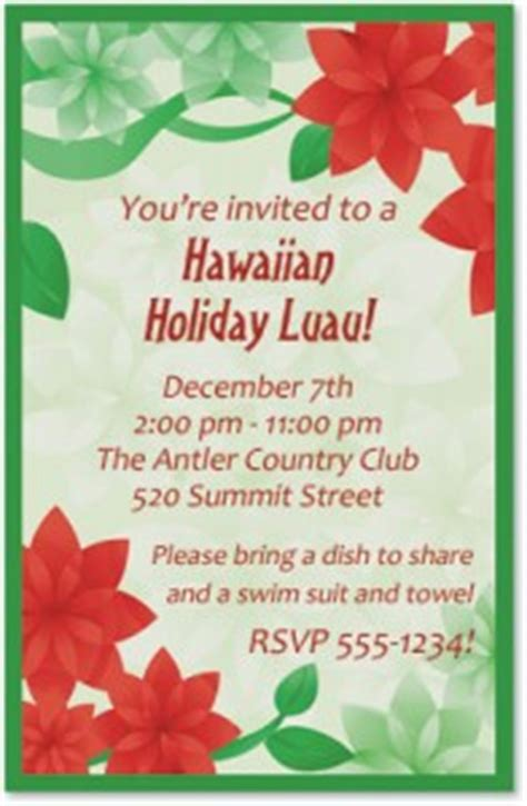 employee holiday luncheon invitation template 15 ideas for employee only paperdirect