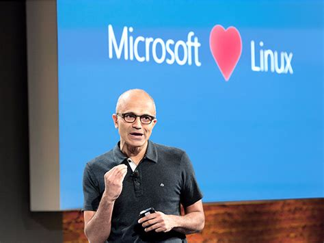 microsoft wants to you to linux business insider
