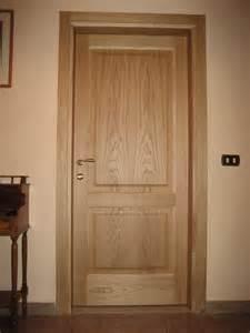 porte in legno su misura porte per interni in legno massello economiche su misura