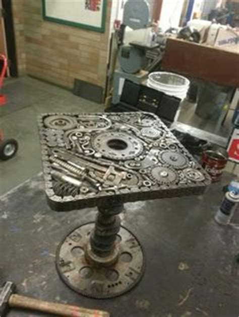 Car Parts Home Decor 42 Simply Brilliant Ideas On How To Recycle Car Parts Into Furnishings