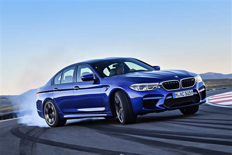 Bmw M5 New by All New 2018 Bmw M5 Is Exactly The 600 Hp Awd Sport Sedan