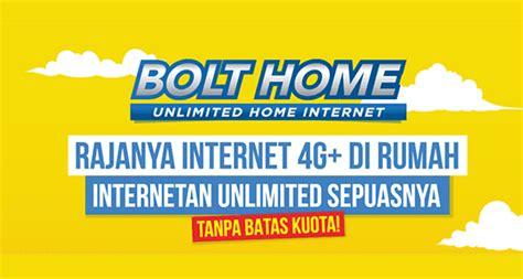 Bolt Home Indoor Atau Outdoor harga paket bolt terbaru februari 2018