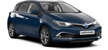 Toyota O Auris Overview Features Toyota Uk