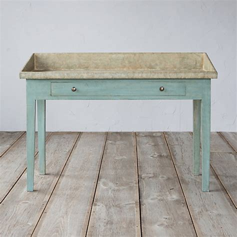 vintage potting bench for sale french potting bench terrain