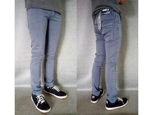 Celana Jogger Pria 100 Original Pull celana pria abu