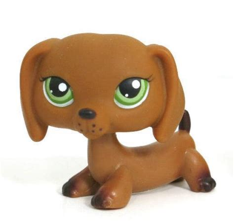 lps ebay dogs littlest pet shop dachshund ebay