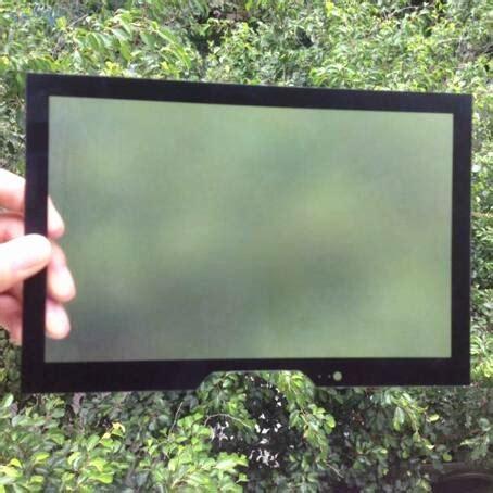 2mm non glare glass photo frame china anti glare glass