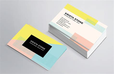 interesting business card template business cards for and playful personal brands shiftfwd