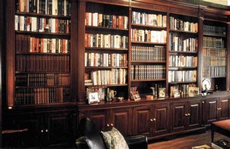 librerie in legno classiche librerie in legno roma