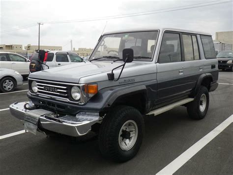Toyota Land Cruiser 1990 Land Cruisers Direct 1990 Toyota Land Cruiser Hzj77 Zx 1176