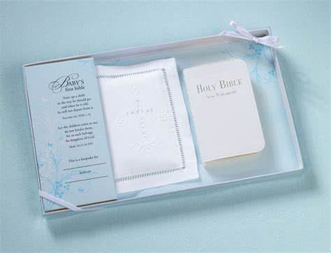 baby s first bible christening gift new baby gift