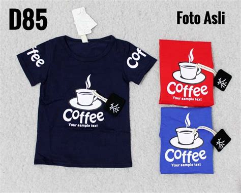 Kaos Anak Import My Pony d85 shirt coffee kaos anak import toko baju anak branded toko baju anak branded