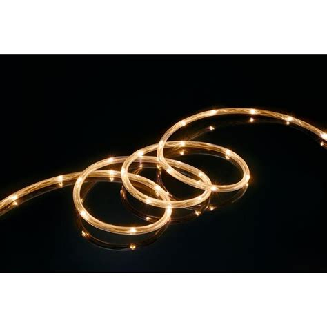 meilo 16 ft led warm white mini rope light ml11 mrl16 ww