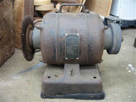 vintage bench grinder for sale photo index sears companion s 3152 bench grinder