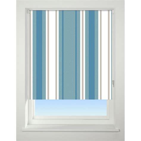 blue patterned roller blind universal patterned blackout roller blind 60cm 2ft