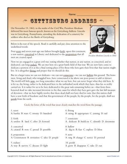25 best ideas about gettysburg address text on 25 best ideas about gettysburg address text on