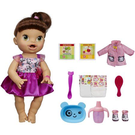 all baby dolls at walmart baby alive my baby all doll with bonus accessories