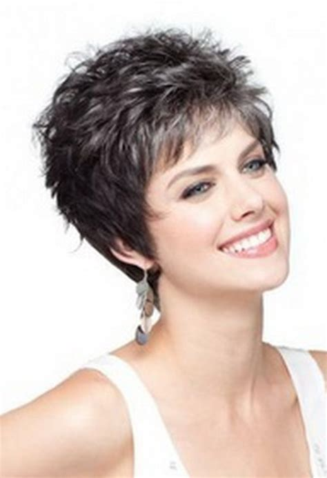 thick short hairstyles women over 50 short haircuts for women over 50 with thick hair all