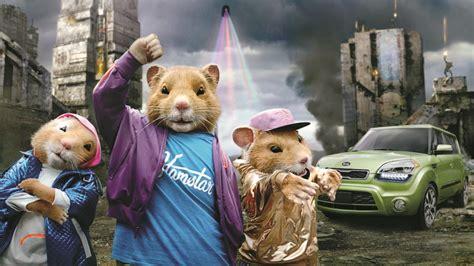 Kia Hamster Hip Hop Hamsters Help Kia Outpace Industry