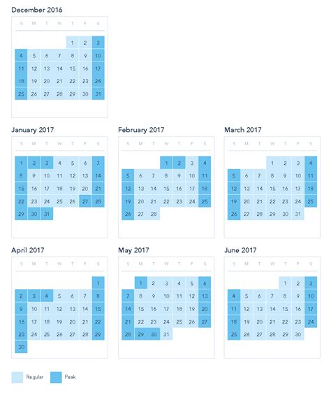 Disneyland Blackout Calendar Disneyland Blackout Calendar December 2017 2017 Calendar