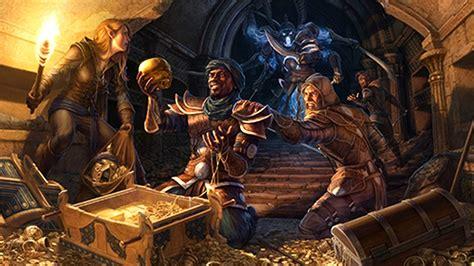 The Scroll Thief the elder scrolls thieves guild trailer dlc