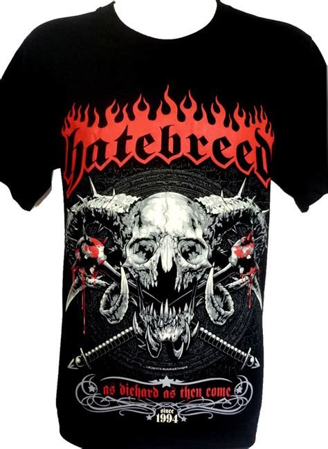 Hatebreed Band Musik hatebreed classic rock band skull metal graphic