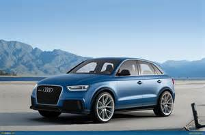 About Audi Q3 Ausmotive 187 Audi Rs Q3 Concept Revealed