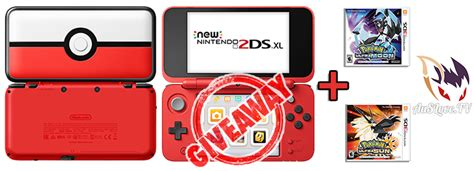 Nintendo 2ds Giveaway - new 2ds xl pokeball giveaway auslove