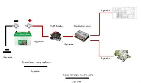 diy battery relocation diagram cb7tuner forums