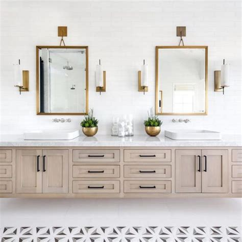 mixing metals in the bathroom 101 chris loves julia 5 design trends here to stay for 2018becki owens