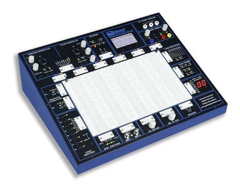 digital design lab kit pb 507 advanced analog and digital electronic design trainer