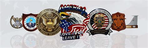 Handcrafted Plaques - plaques for army air navy marines government