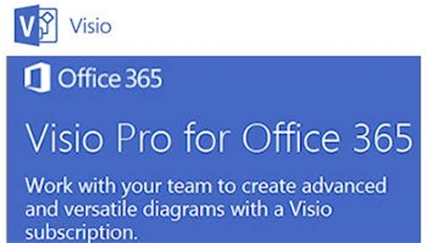 Visio Pro For Office 365 by Visio Pro For Office 365 Office 365 Offerings 5thnk