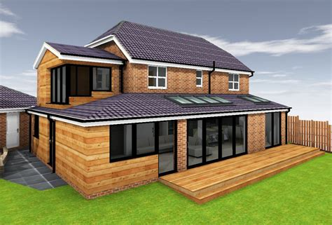design home extension online our contemporary concepts and house extension ideas