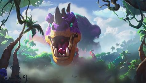 Hearthstone Codes Giveaway - watch hearthstone s journey to un goro cards revealed this weekend esperino