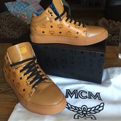 mcm kid shoes 19 mcm shoes mcm brand sneakers from rosie s closet