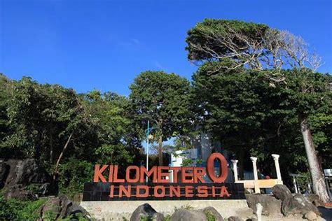 Dari Kilometer 0 0 0 km indonesia foto tugu 0 km indonesia sabang