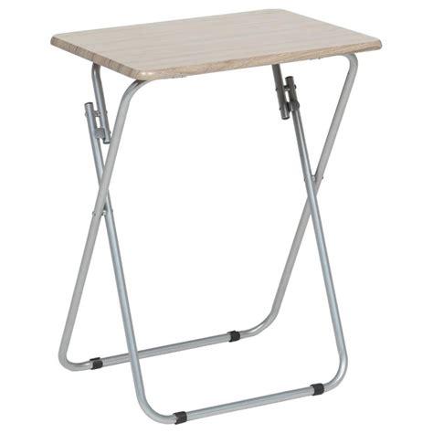 si鑒e d appoint auto table d appoint pliante 70cm beige
