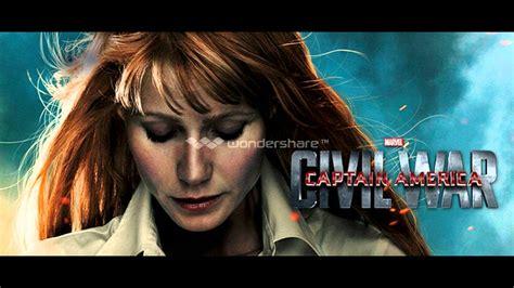 film baru captain america film terbaru captain america turut hadirkan sosok pepper