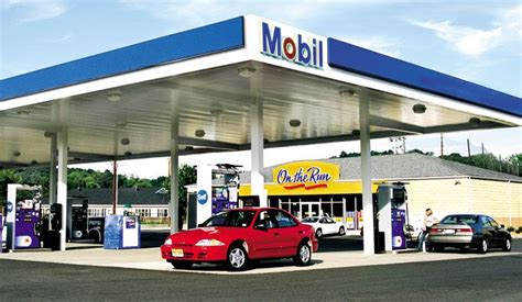 mobil gas beaty mobile gas station