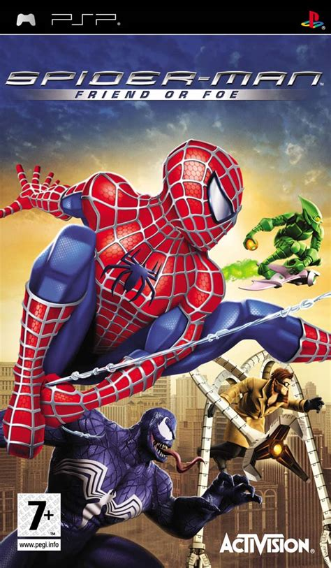 emuparadise action games spider man friend or foe europe iso