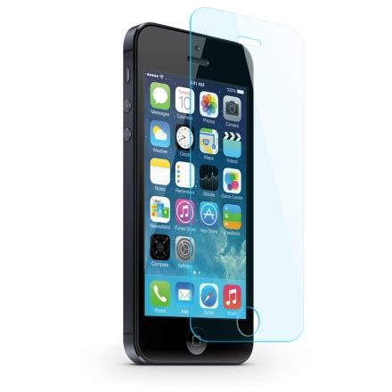 Iphone 5 5s Tempered Glass Screen Protector Anti Gores Kaca anti blue light tempered glass screen protector iphone 5 5s 5c