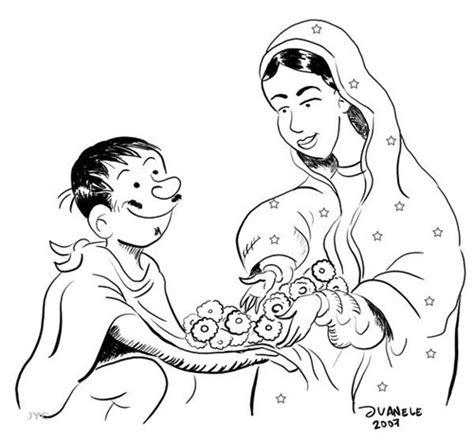 imagenes virgen de guadalupe dibujo me gusta la clase de religi 243 n virgencita de guadalupe