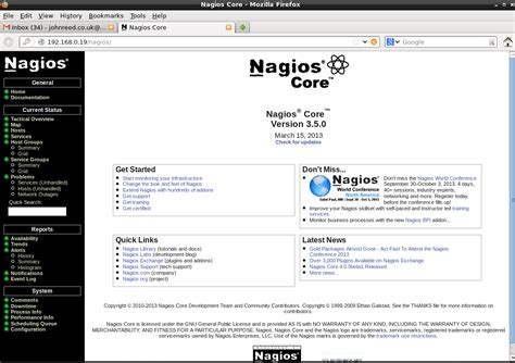 tutorial nagios linux linux monitoring tools and commands
